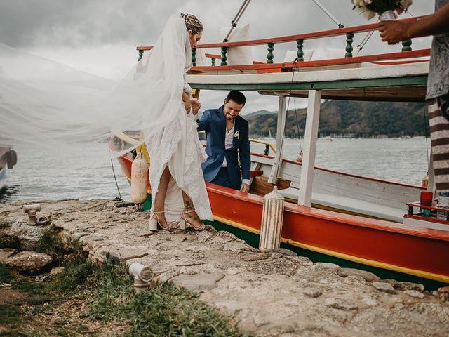 O casamento de Fábio e Bárbara em Parati, Rio de Janeiro 67