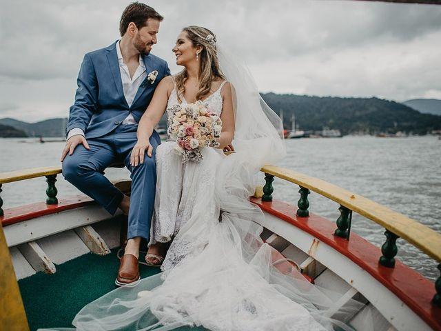 O casamento de Fábio e Bárbara em Parati, Rio de Janeiro 2