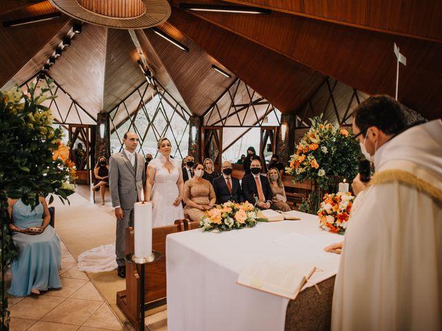 O casamento de Vera e Braulio