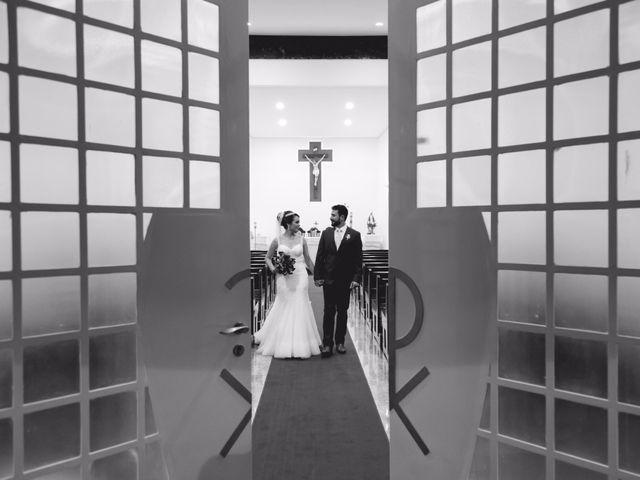 3f211904a Casamentos reais de Felicità Noivas e Acessórios. O casamento de Thallita e  Carlos
