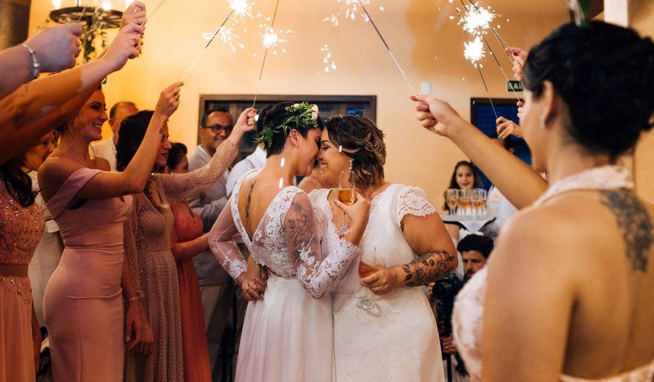 O casamento de Karen e Katriane em Curitiba, Paraná