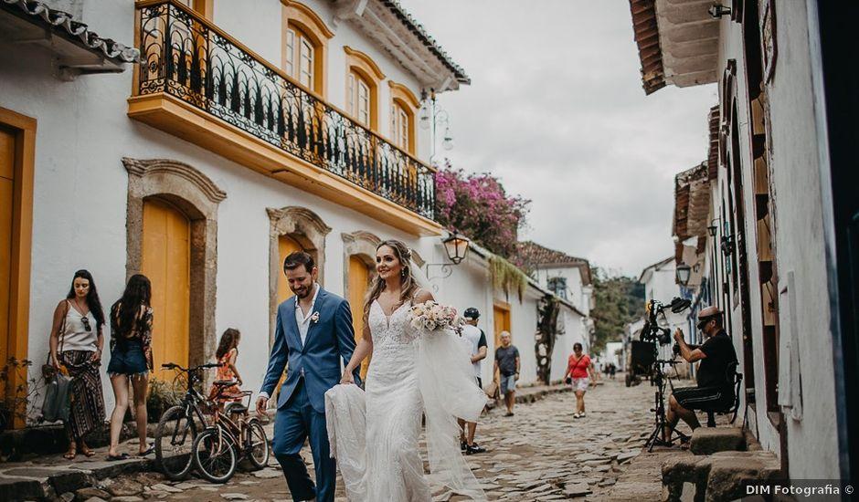 O casamento de Fábio e Bárbara em Parati, Rio de Janeiro