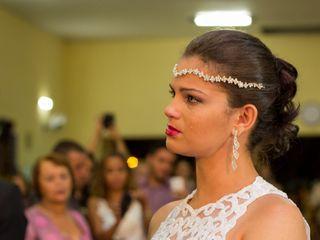 O casamento de Jessyca Paula e Jonas Gomes 1