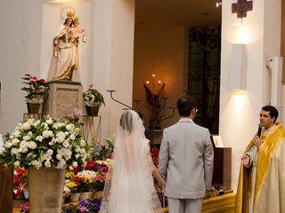 O casamento de Tamine e Carlos