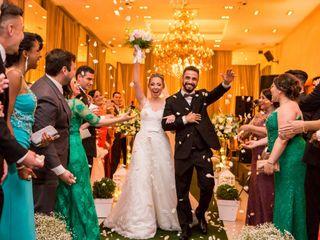 O casamento de Juliana e Dyego