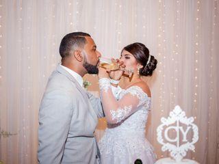 O casamento de Caroline e Ygor 1