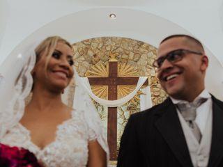 O casamento de Luziana e Jofly