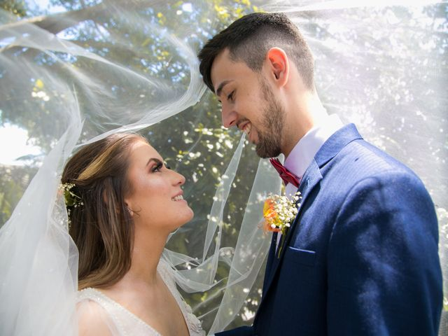 O casamento de Naiara e Dickson
