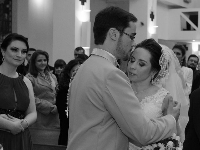 O casamento de Carlos e Tamine em Curitiba, Paraná 11