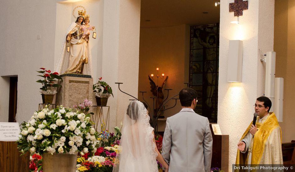 O casamento de Carlos e Tamine em Curitiba, Paraná