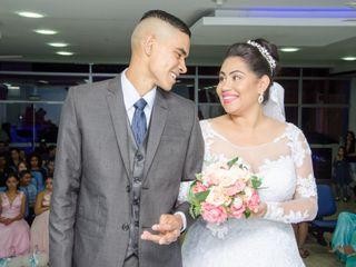 O casamento de Naiara e Henrique