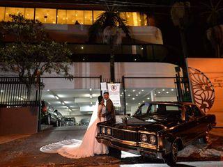 O casamento de Michele e Clayton