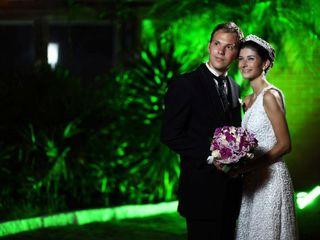 O casamento de Leandro e Maiara