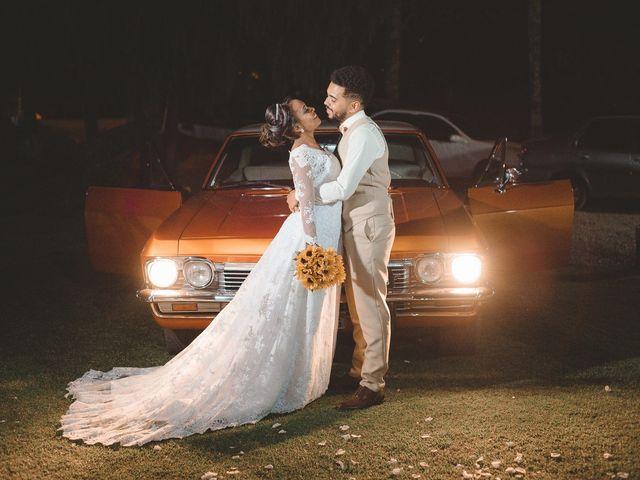 O casamento de Fernanda e Emerson