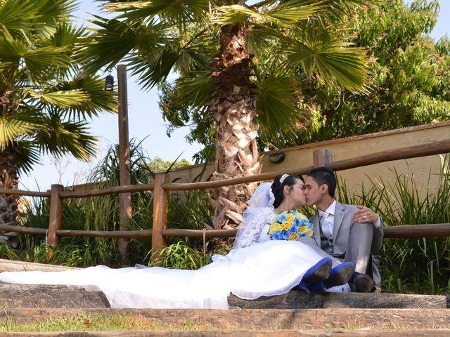 O casamento de Tainá e Pedro