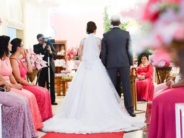 O casamento de Tais e Reginaldo
