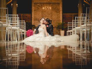 O casamento de Danutha e Stephan