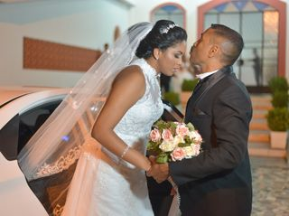 O casamento de Andressa e Wallace 2