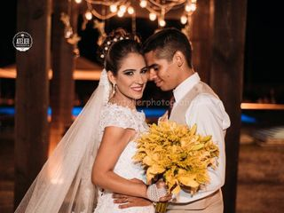O casamento de RENATA e SAMÁRIO