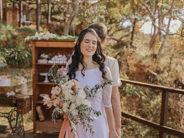 O casamento de Giovanna e Lucas
