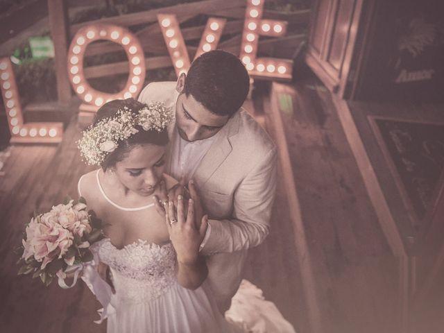 O casamento de Esther e Matheus