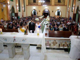 O casamento de Rosanie Miranda e Márcio Leôncio