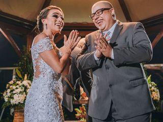 O casamento de Lais e Ramon