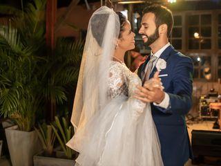O casamento de Thacy e Marcelo