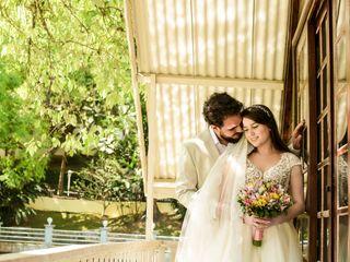 O casamento de Ana Paula e Davi