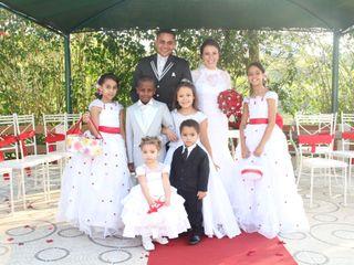 O casamento de Marcela e moisés 2