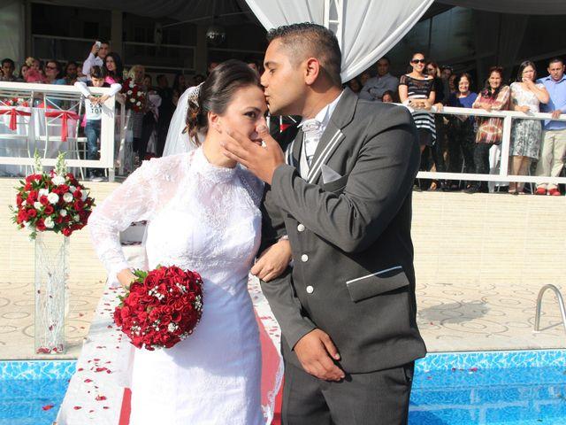 O casamento de Marcela e moisés
