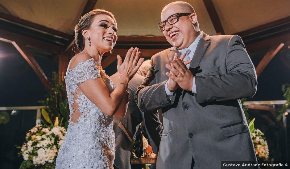 O casamento de Ramon e Lais em Vila Velha, Espírito Santo