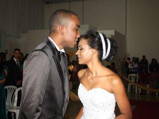 O casamento de SÂMELA e JEFERSON