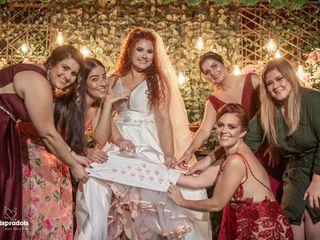 O casamento de Letícia e Aref 1
