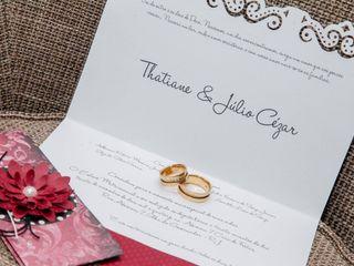 O casamento de Thatiane e Júlio Cézar 3