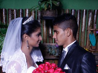O casamento de Jéssica  e Rubens  1