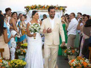O casamento de Mariana  e João Vicente