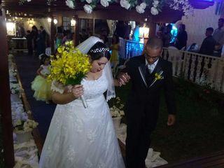 O casamento de Rayane  e Rodolfo