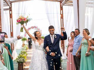 O casamento de Tatiana Maria e Pedro Henrique