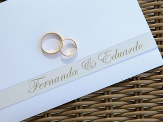 O casamento de Fernanda e Eduardo 1