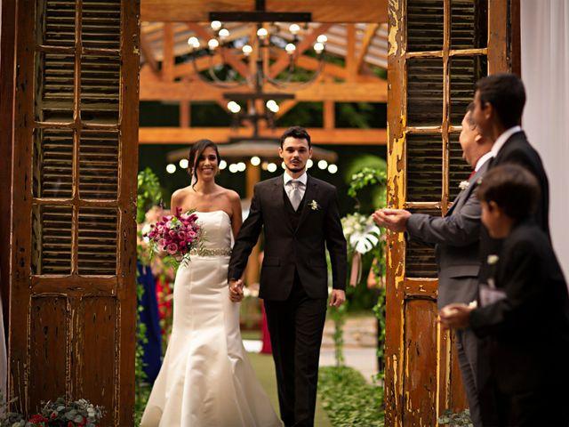 O casamento de Marília e Jeferson