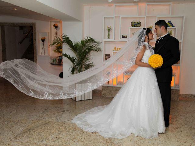 O casamento de Fernanda e Eduardo