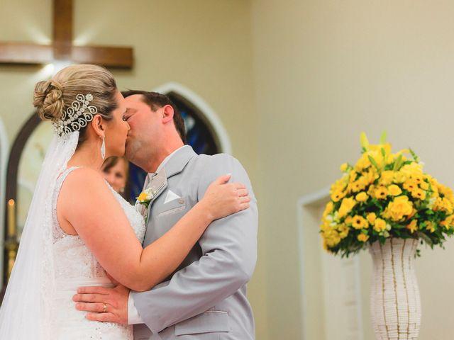 O casamento de Graziela e Ederson