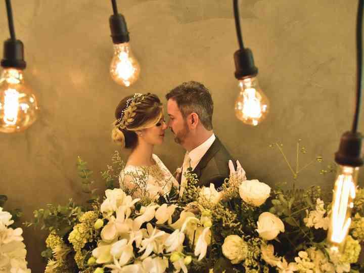 O casamento de Mariana e Giuvan