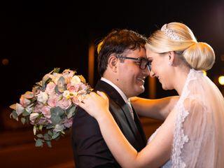 O casamento de Lorena e Jardel