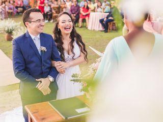 O casamento de Ingrid e Ramon