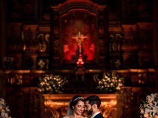 O casamento de Maria Eduarda e Pedro