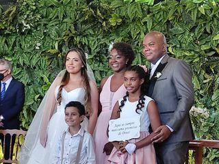 O casamento de Tasiane e Jefferson 1