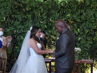 O casamento de Tasiane e Jefferson 2