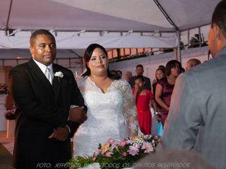 O casamento de Ellen e Josiel